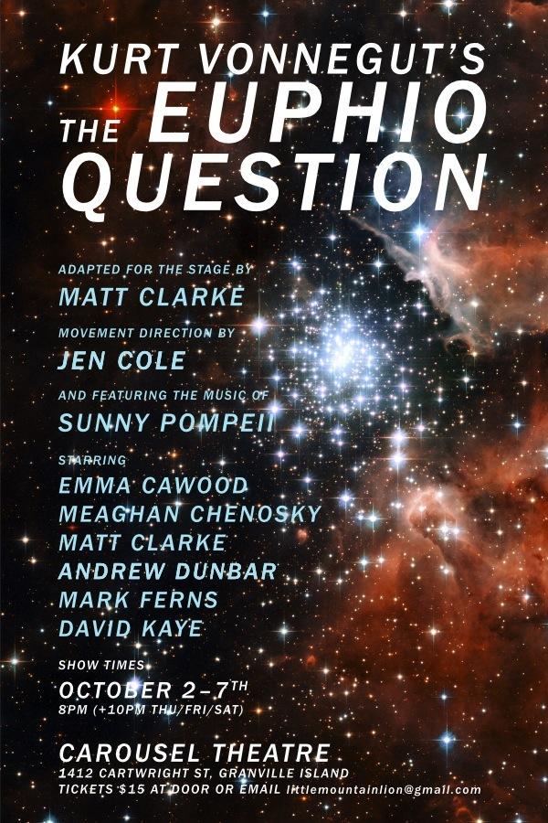 The Euphio Question - poster copy