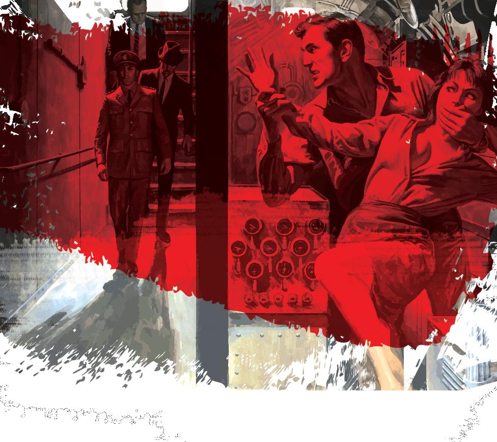LML's MONSTER 2015-2016 season announcement: Frankenstein 1945!