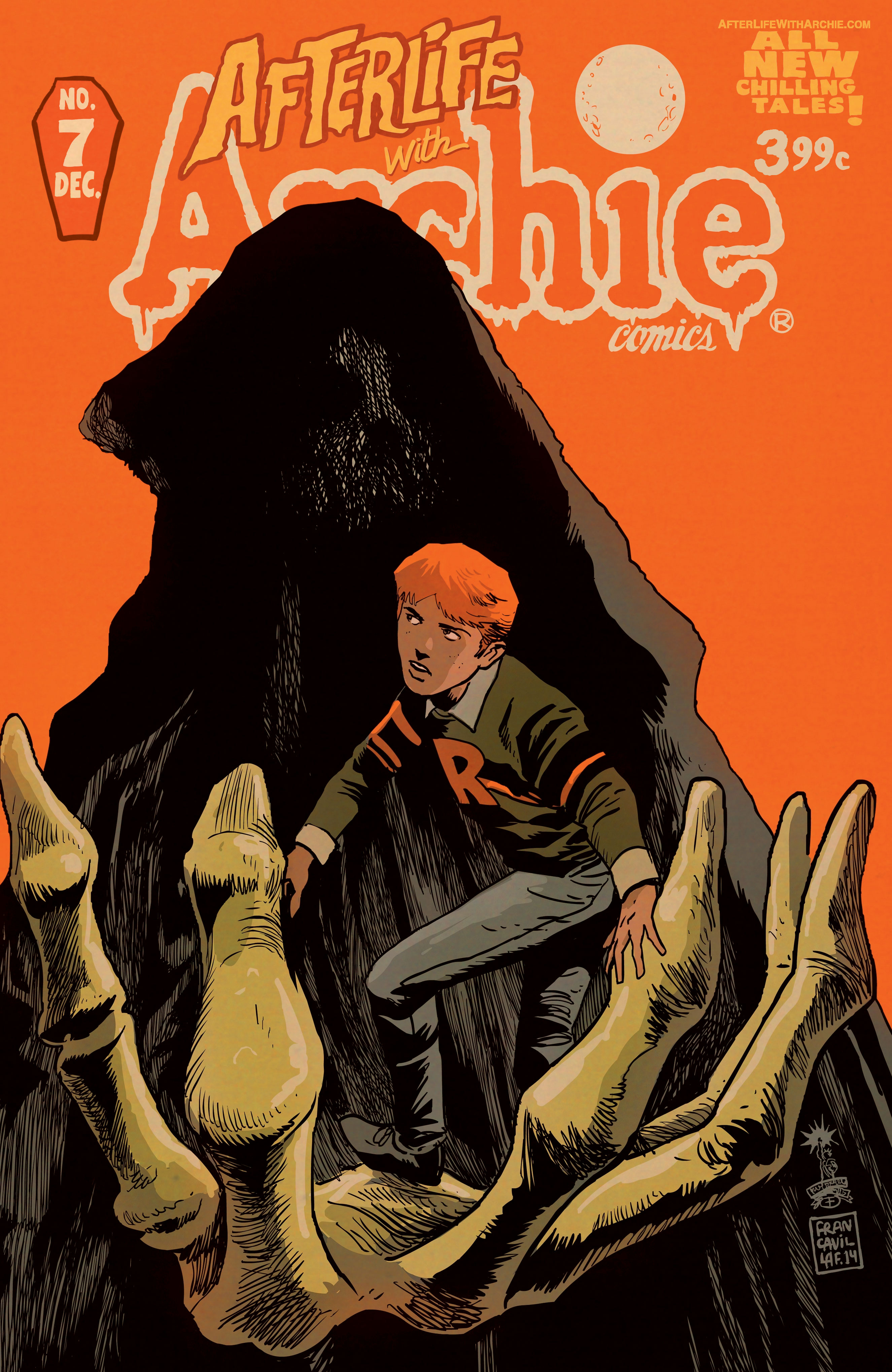 """""""Afterlife With Archie"""" no. 7"""